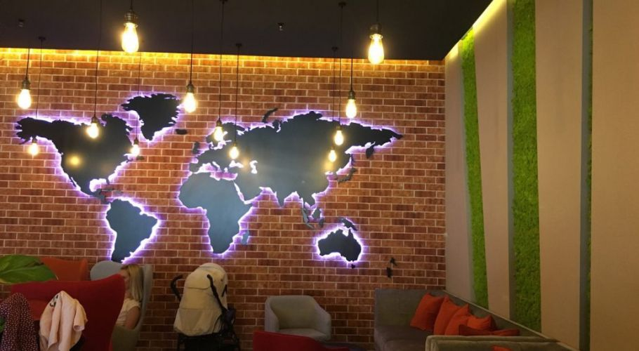 Green Walls @ Gloria Jean's Sun Plaza