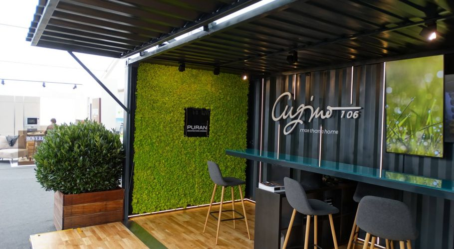 Green Walls @ Imobiliarium
