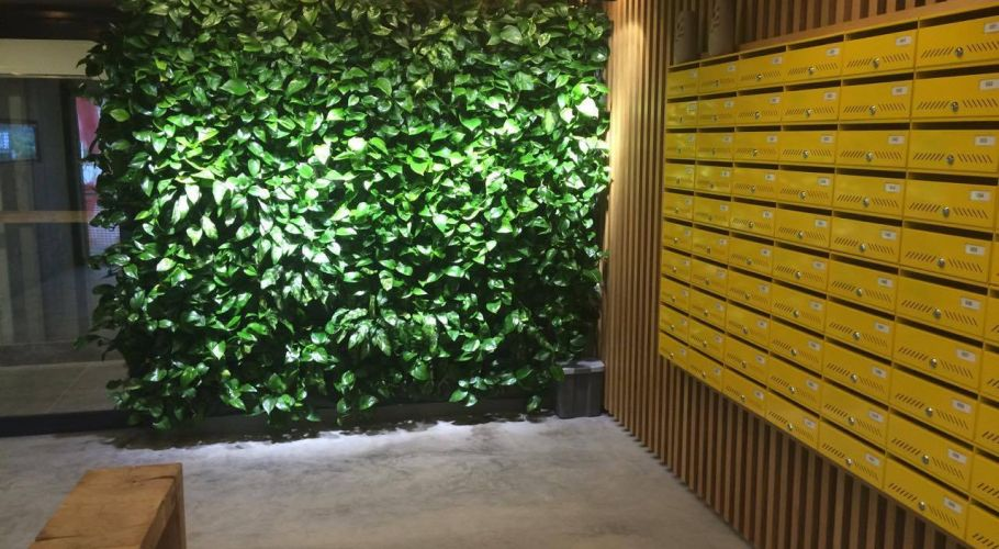 Green Walls @ The Park