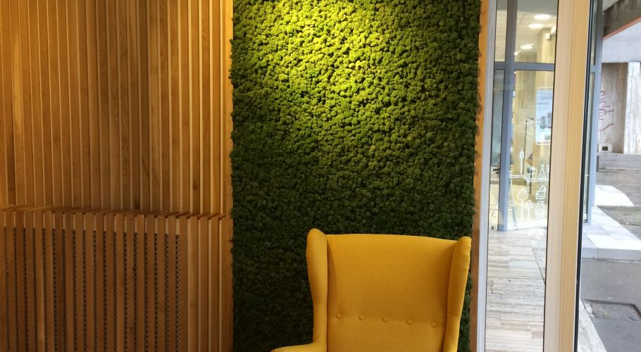 Green Walls @ Valprest