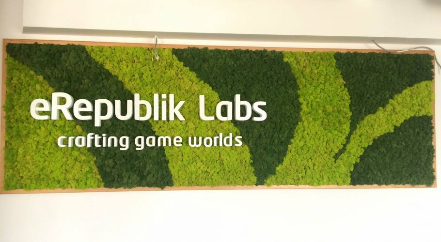 Green Walls @ eRepublik Labs
